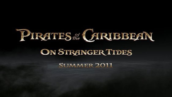 Pirates of the Caribbean: On Stranger Tides Poster #1