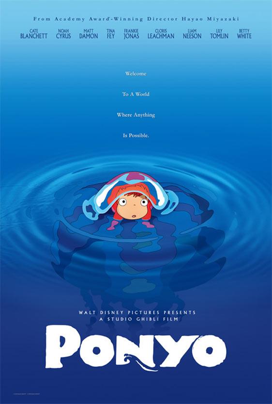 Ponyo Poster #3