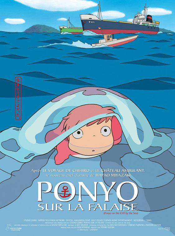 Ponyo Poster #1