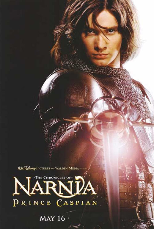The Chronicles of Narnia: Prince Caspian Poster #3
