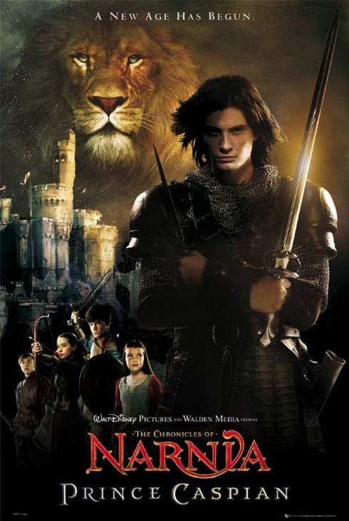The Chronicles of Narnia: Prince Caspian Poster #7