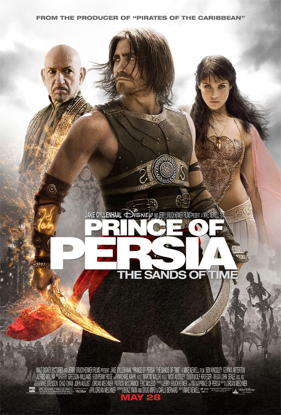Prince of Persia: The Sands of Time Poster #6