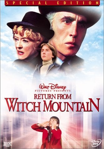 Return from Witch Mountain Poster #2