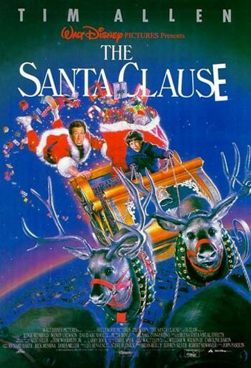 The Santa Clause Poster #2