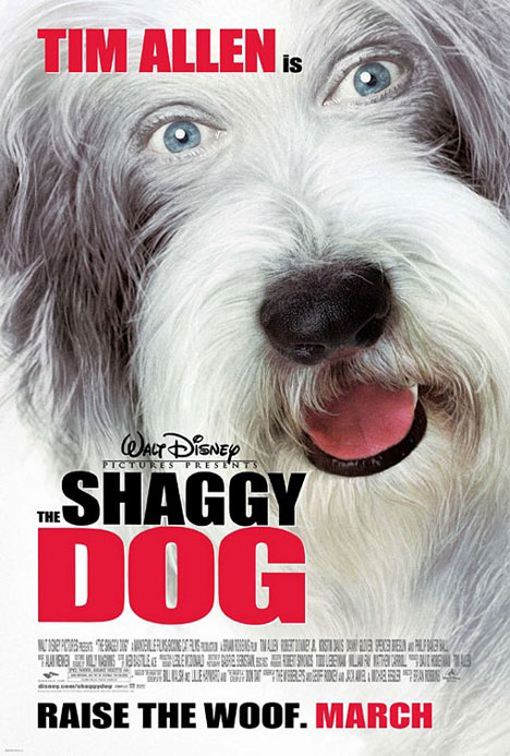 The Shaggy Dog Poster #1