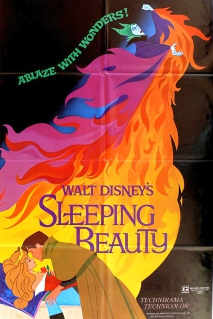 Sleeping Beauty Poster #2