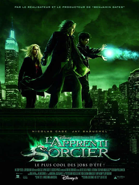 The Sorcerer's Apprentice Poster #5