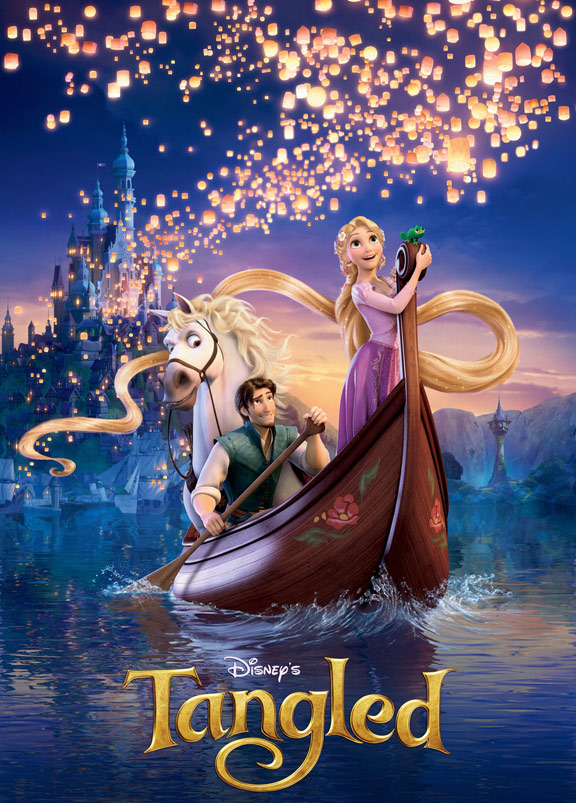 Tangled Poster #11