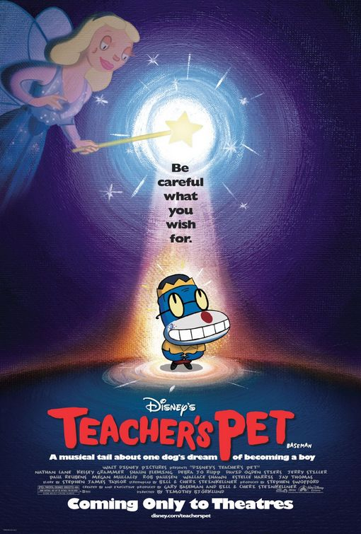 Teacher's Pet Poster