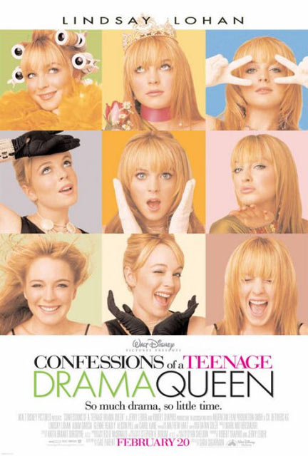 Confessions of a Teenage Drama Queen Poster #1