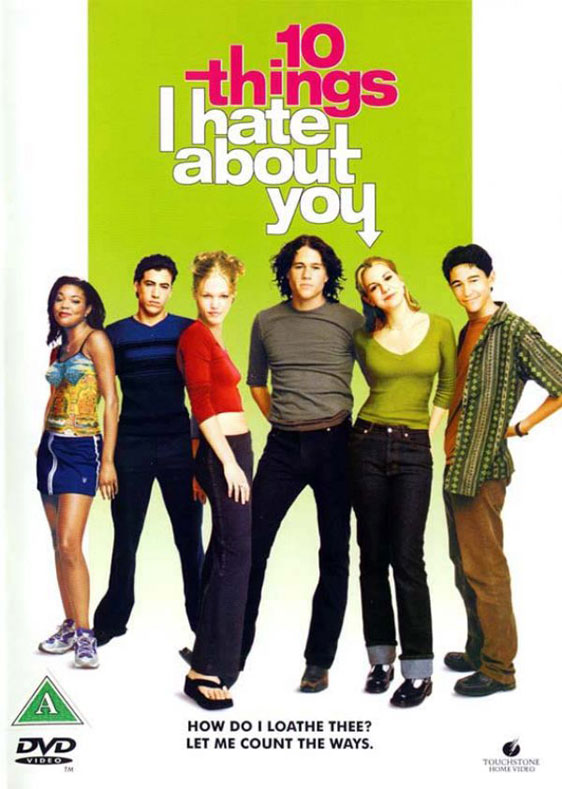 10 Things I Hate About You Poster #3