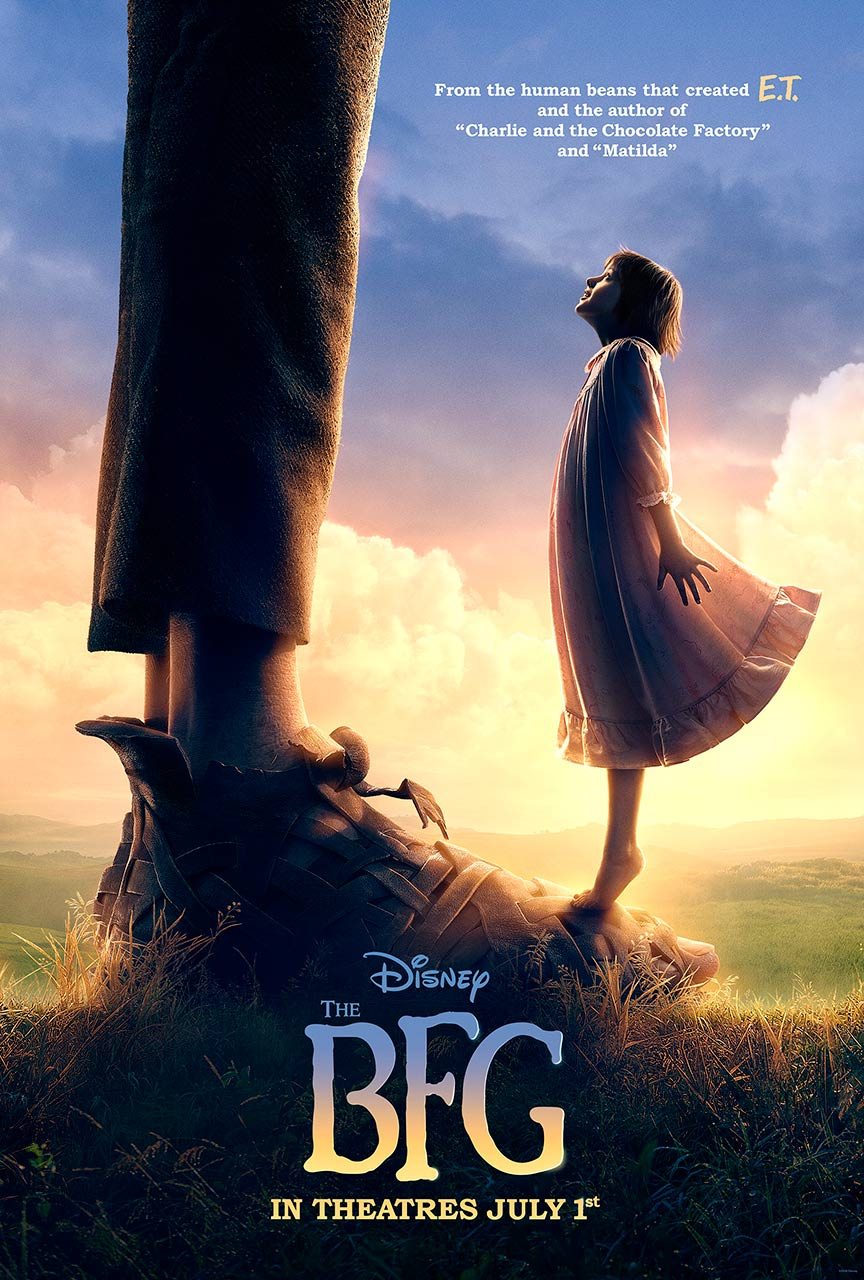Download The BFG 2016 Full Hollywood Movie Watch Online