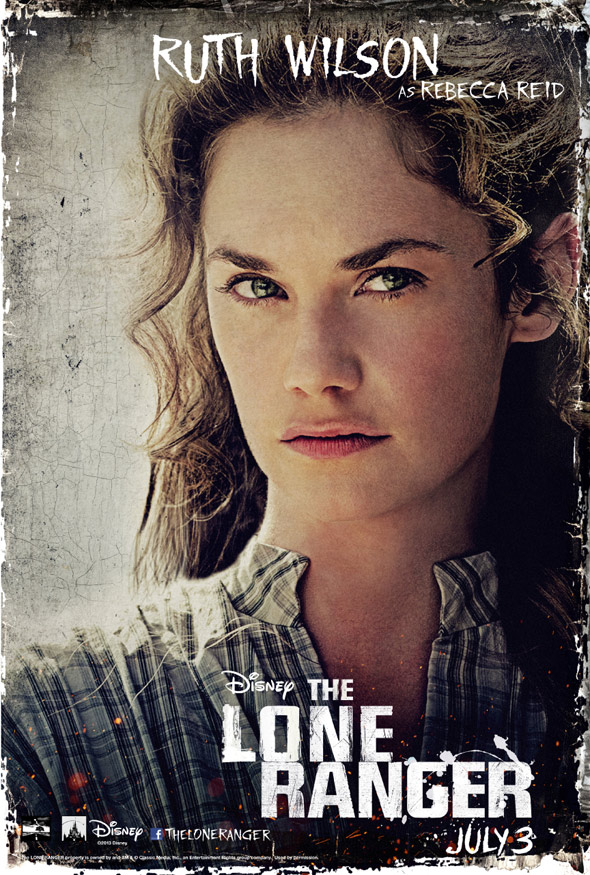 The Lone Ranger Poster #6