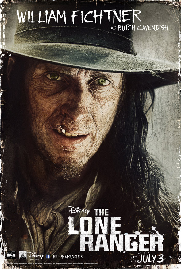 The Lone Ranger Poster #7