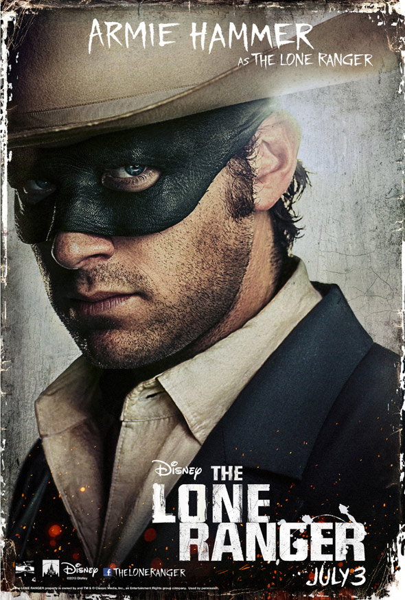The Lone Ranger Poster #8