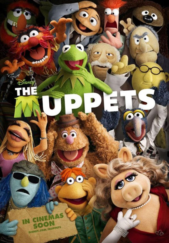 The Muppets Poster #5