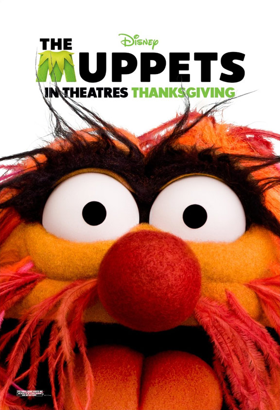 The Muppets Poster #8