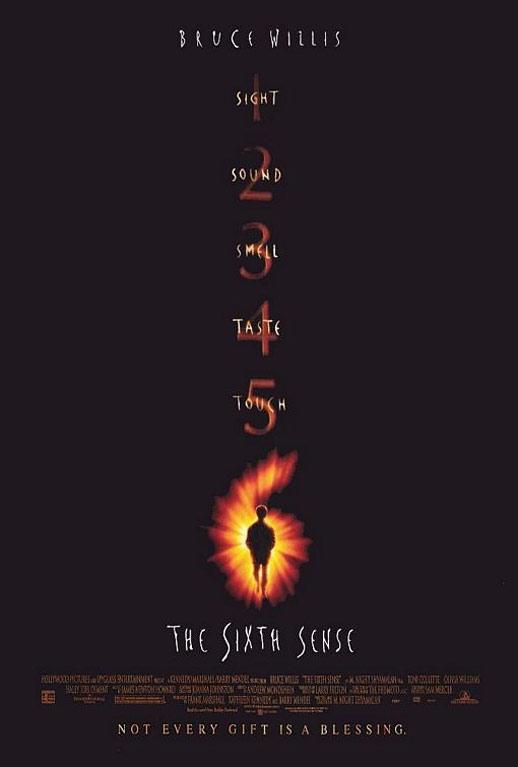 The Sixth Sense Poster #3