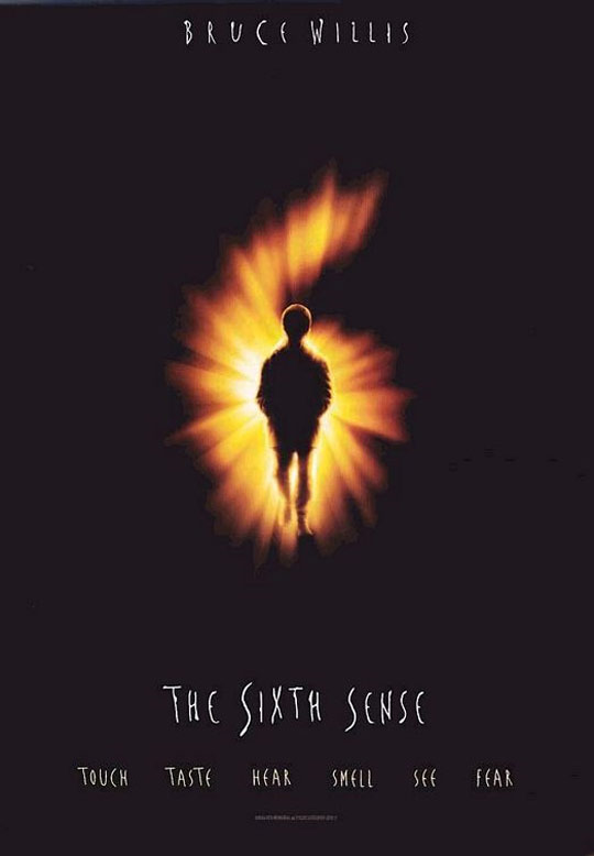The Sixth Sense Poster #4