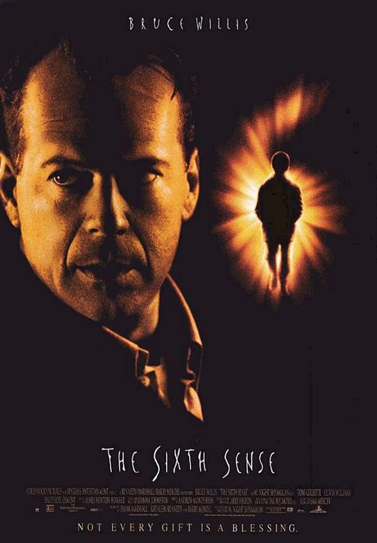 The Sixth Sense Poster #1