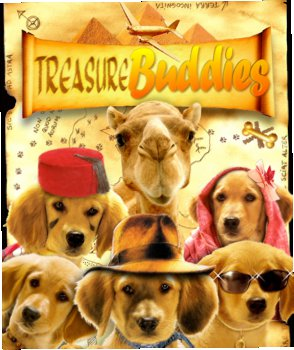 Treasure Buddies Poster #1