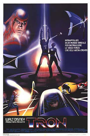 TRON Poster #2