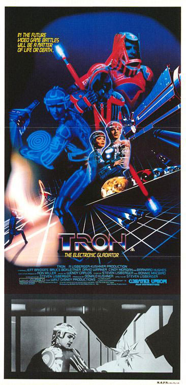 TRON Poster #3