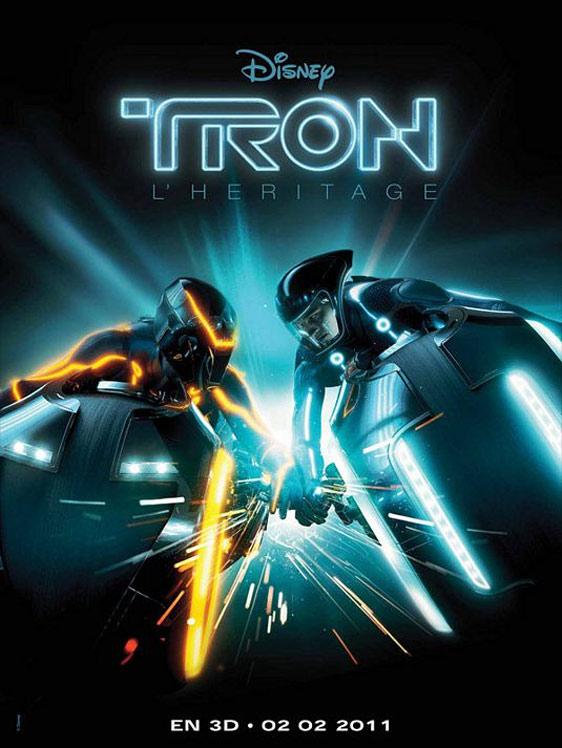 Tron Legacy Poster #12