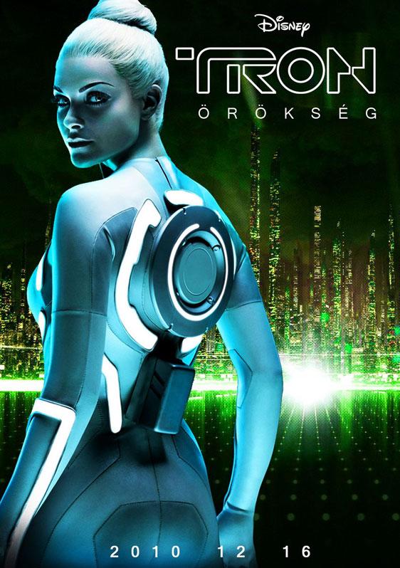 Tron Legacy Poster #13