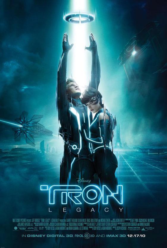 Tron Legacy Poster #21