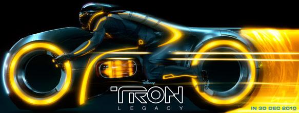 Tron Legacy Poster #5