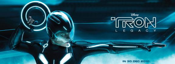 Tron Legacy Poster #8