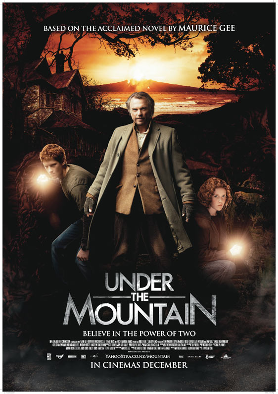 Under the Mountain Poster #2
