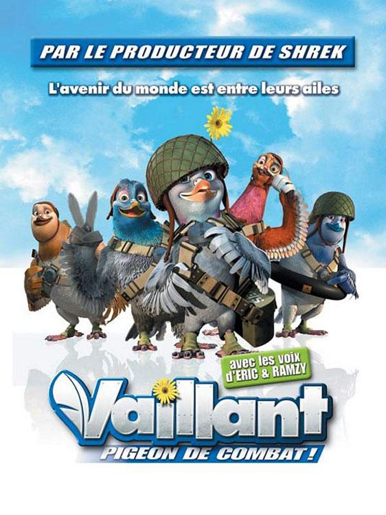 Valiant Poster #2
