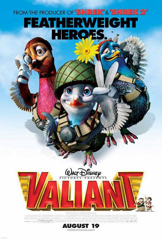 Valiant Poster #1