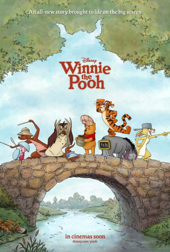 Winnie the Pooh Poster #2