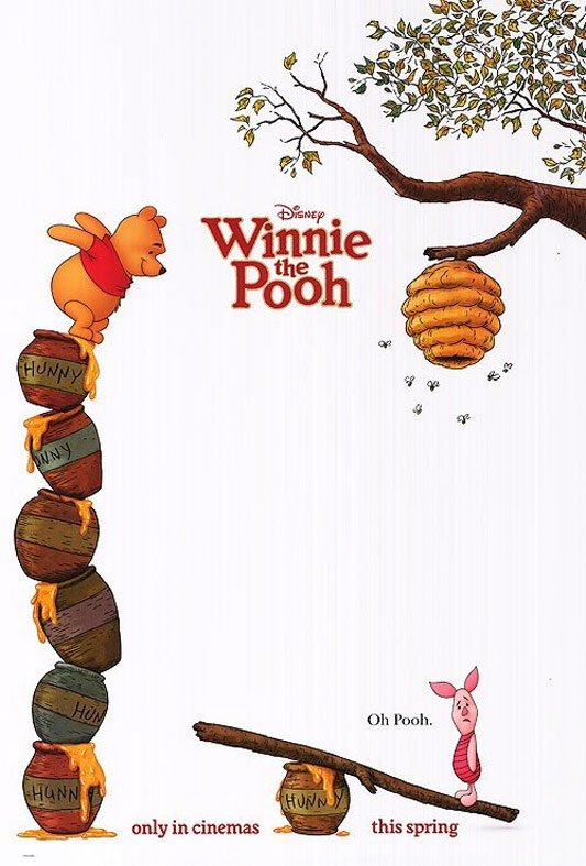 Winnie the Pooh Poster #1