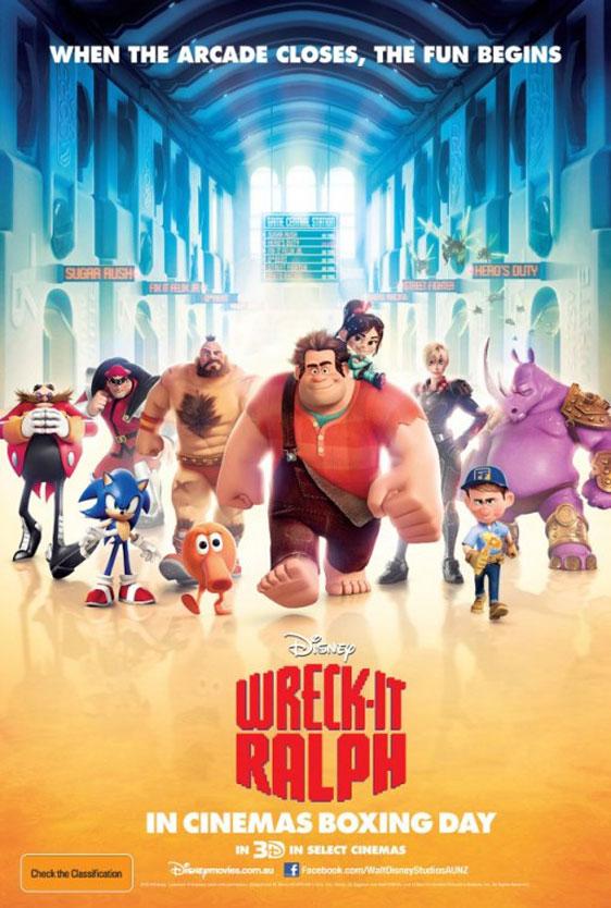 Wreck-It Ralph Poster #11