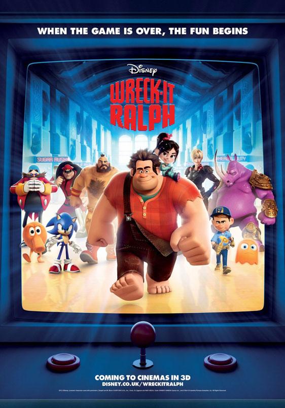 Wreck-It Ralph Poster #12