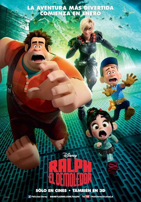 Wreck-It Ralph Poster #16