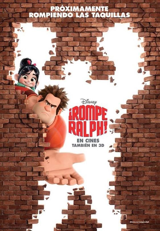 Wreck-It Ralph Poster #3