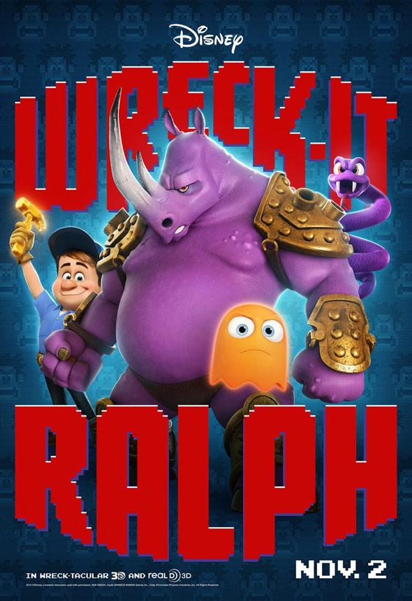 Wreck-It Ralph Poster #9