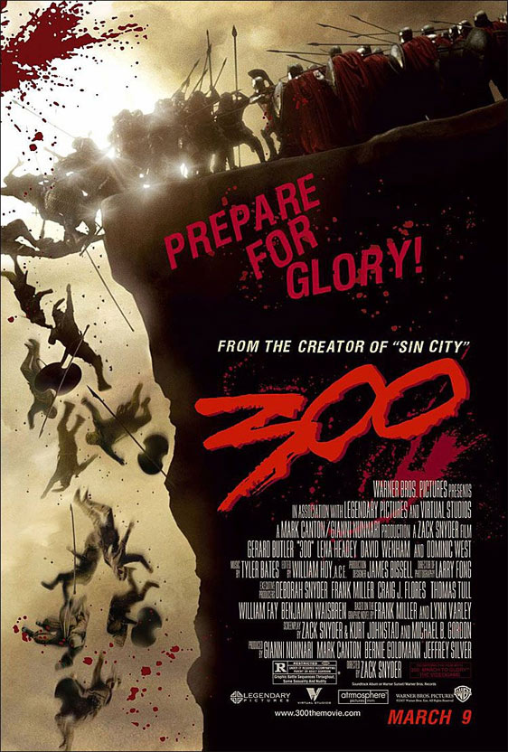 300 Poster #2