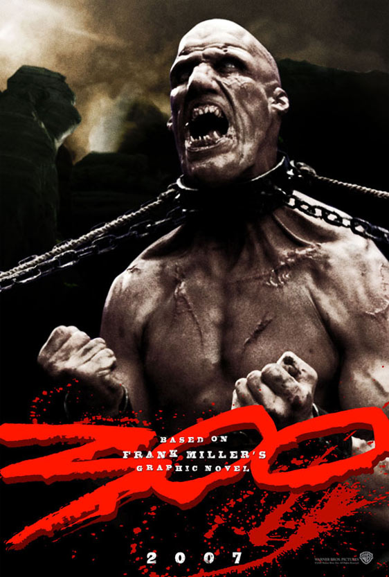 300 Poster #3