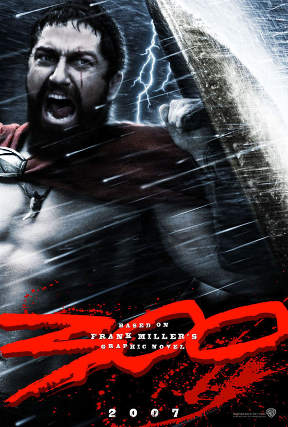 300 Poster #5