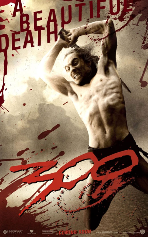 300 Poster #9