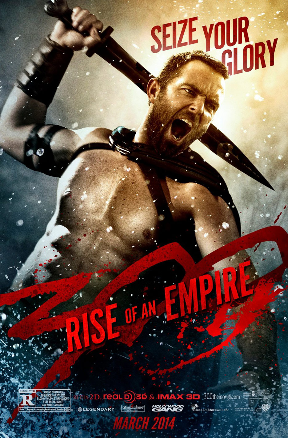 300: Rise of an Empire Poster #12