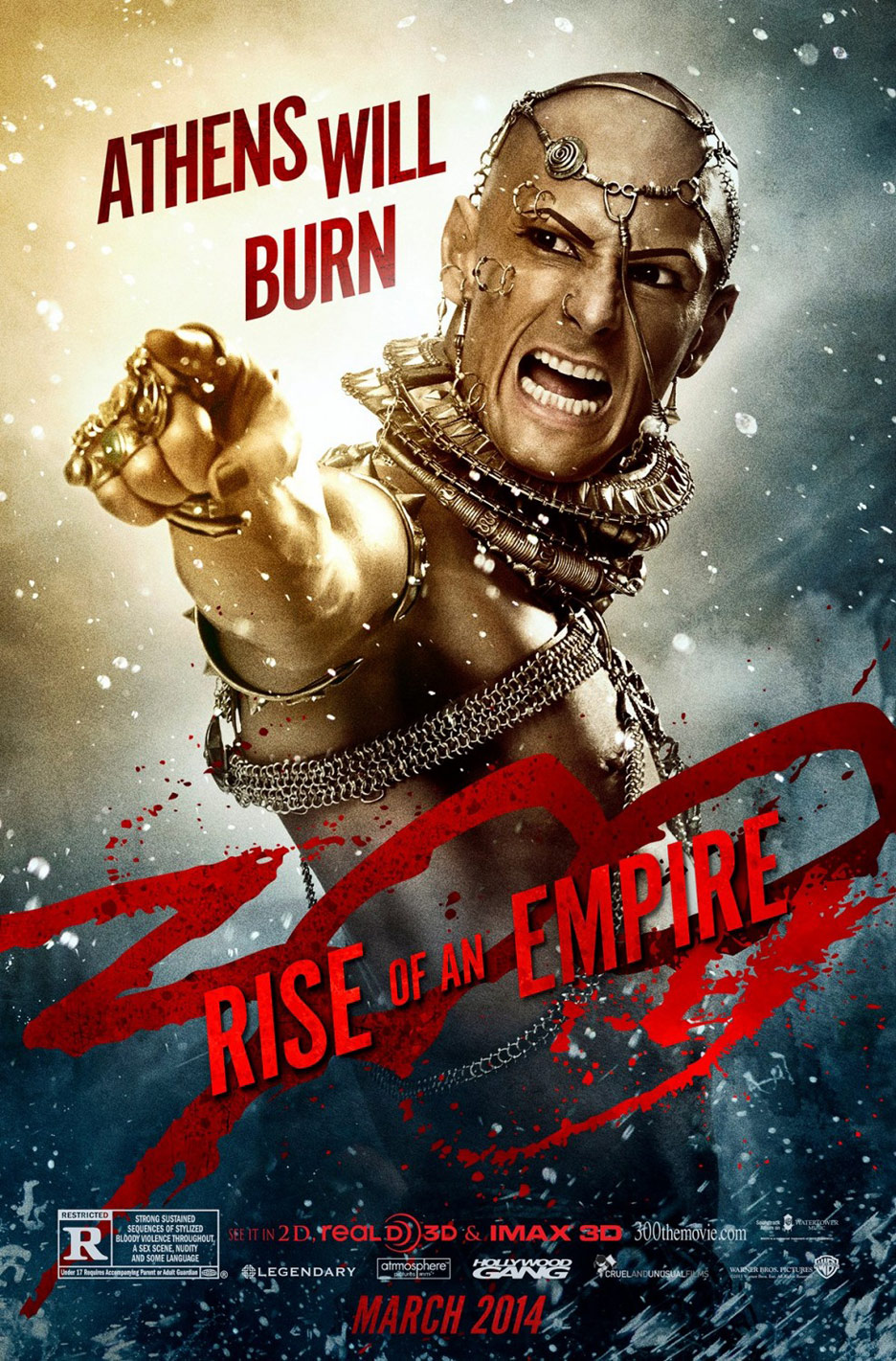 300: Rise of an Empire Poster #13