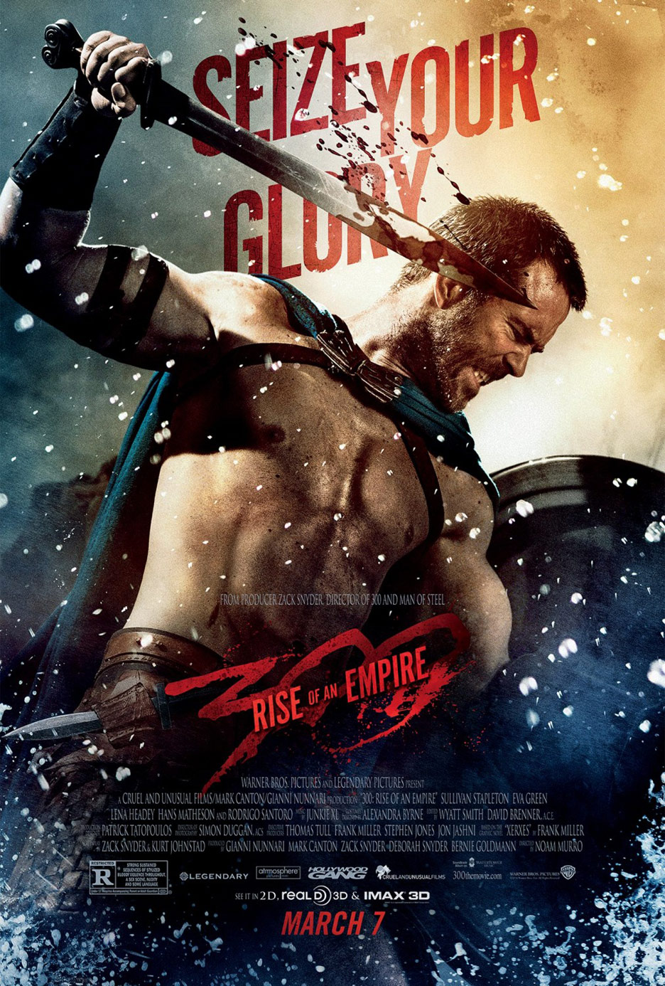 300: Rise of an Empire Poster #14