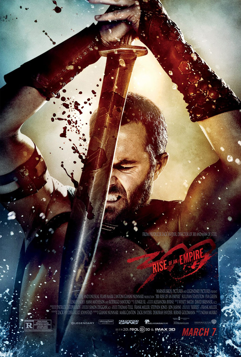 300: Rise of an Empire Poster #15